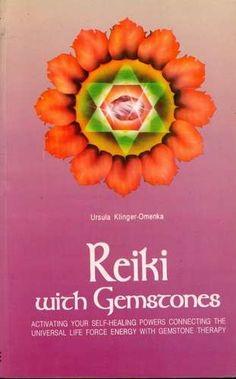 Ursula Klinger-Omenka - Reiki with Gemstones Self Healing, Ursula, Reiki, Gemstones, Therapy, Gems, Jewels, Minerals