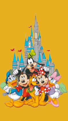 Love Me Forever, Mickey And Friends, Disney Wallpaper, Bowser, Cartoons, Superhero, Tv, Fictional Characters, Wall Papers