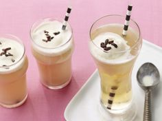 Cold-Brewed Chocolate Floats
