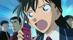 Detective Conan Ep.773 : Mori Run