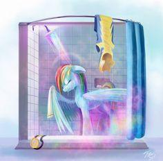 Rainbow Showers by Tsitra360 on DeviantArt