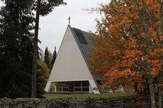 Leivonmäen kirkko
