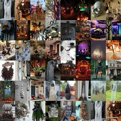 Here is a roundup of my favorite Halloween Decorating Ideas this year.  Check out the source links in each image for more great Halloween  Inspiration. Be sure to follow me on Pinterest @styleestatefor all of my  latest Halloween posts.