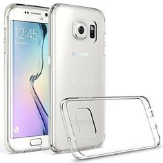 Galaxy S7 Edge Case MoboZx [Premium Acrylic  TPU] [Crystal Clear] Protective Ultra-Slim Light-Weight Shock-Proof TPU Bumper  Clear Back Panel ECO-F Packaging For Samsung Galaxy S7 Edge (Clear)