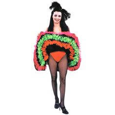 Costume Store - CanCan Skirt (Moulin Rouge) Adult Costumes