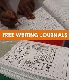 Free writing journals