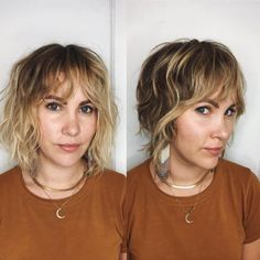 60 Short Shag Hairstyles That You Simply Can't Miss - - Short Platinum Bob With Bangs. Short Shaggy Haircuts, Short Shag Hairstyles, Cool Hairstyles, Bohemian Hairstyles, Medium Hair Styles, Curly Hair Styles, Good Hair Day, Short Hair Cuts For Women, Hair Dos