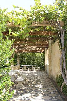 Uma ótima inspiração para um jardim aconchegante!