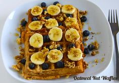 March 11 – National Oatmeal-Nut Waffle Day