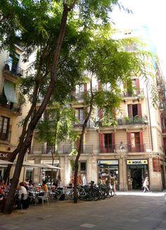 Plaça del Bonsuccés, Barcelona
