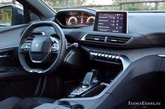 Essai Peugeot 3008 II - 1.6 THP 165 : montée en gamme incontestable - French Driver Citroen Ds, Audi Tt, Ford Gt, Volvo, Citroen Concept, Volkswagen, Suv Cars, Pedal Cars, Car Ui
