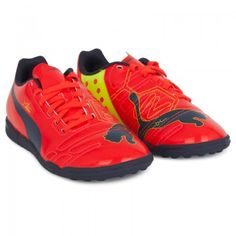 Puma Boys Orange Evopower 4 Turf Boots | AlexandAlexa #AfterSchoolActivities