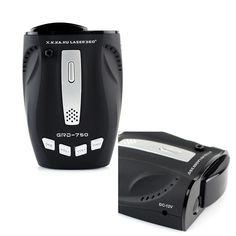Anti laser Car Detector GDR-750 Voice Alert Car Speed Alarm System detector 360 Degree Detection, VG-2 Immunity, City/Highway