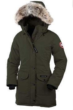 Canada Goose jackets sale fake - $335 BUY Canada Goose Trillium Parka Graphite Women FREE SHIPPING ...