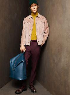Bally Fall 2016 Menswear Fashion Show
