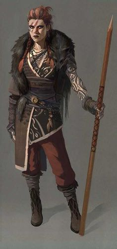 Character images for my dungeons and dragons characters (mostly females) - Imgur