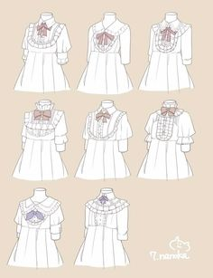 layed down fabric drawing reference Style Lolita, Mode Lolita, Dress Drawing, Drawing Clothes, Kleidung Design, Illustration Mode, Anime Dress, Character Outfits, Anime Outfits