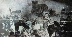MOs810 WG 14 2016 (Wojciech Kossak, Wymarsz Oddziału Taczanowskiego z Pyzdr) - Bitwa pod Pyzdrami (1863) – Wikipedia, wolna encyklopedia