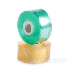 E74 100M Nursery Stretchable Grafting Repair Tape Moisture Barrier Floristry Film