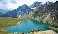 Gr8 lakes of kashmir
