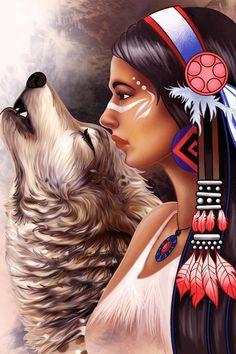 Paint by Number Coloring Games Native American Girls, Native American Pictures, American Indian Art, Colorful Drawings, Art Drawings, Tupac Art, Manga Drawing Tutorials, Skull Wallpaper, Art Moderne