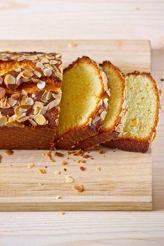 Orange Almond and Yogurt Loaf