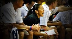Natalie Nakase is Breaking Barriers with the Los Angeles Clippers this Summer as An Assistant Coach in the NBA Summer League. Her Goal is to be an NBA Head Coach. Please Read her Story at the Link below..... http://www.nba.com/clippers/natalie-nakase-breaking-barriers