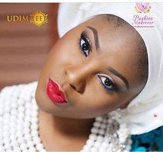 African makeup