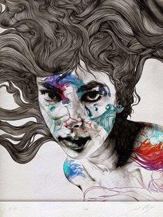 Gabriel Moreno - illustrations