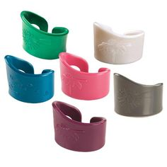 Wrist cuff bracelet  for teethers and children with oral sensory needs