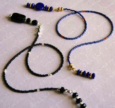 bookmark ideas | IDEAS FOR LEFTOVER BEADS