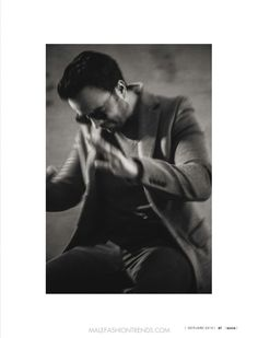 Luis Fonsi por David Franco para Maxim Magazine