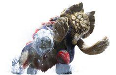 MHGen Gammoth.