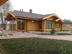 Rest House, My House, Bungalow, House Plans, Floor Plans, Loft, Cabin, Flooring, How To Plan