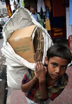 India child labour - photo by Jalpal Singh Bandral