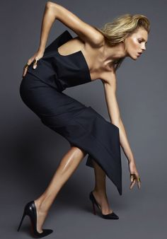 awesome Vogue Turquia | Editorial de Moda Abril 2013 | Anja Rubik por Cuneyt Akeroglu