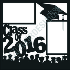Check out the deal on Class of 2016 at EZ Laser Designs School Scrapbook Layouts, Scrapbook Borders, Scrapbook Titles, Scrapbooking Layouts, Graduation Scrapbook, Graduation Cards, Graduation Ideas, Class Of 2016, Scrapbook Supplies