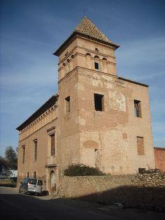 Valencia Alfara-Benifaraig. Casa de la Sirena