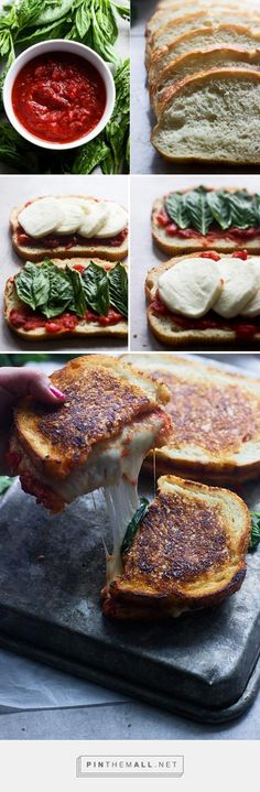 Pizza Margherita Grilled Cheese (http://www.cookingforkeeps.com/2015/04/08/pizza-margherita-grilled-cheese/)