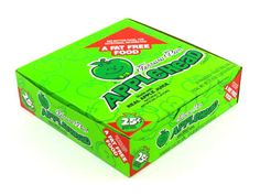 $6.99 | http://sanduskycandy.com/candy-colors/green-candy/Appleheads-0-9-oz-box-box-of-24.html