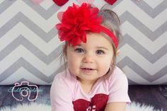 Hey, I found this really awesome Etsy listing at https://www.etsy.com/listing/217106019/big-red-baby-headband-newborn-headband