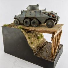 ADGZ 1/35 Scale Model Diorama