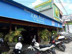 Best local cafes (warungs) in #seminyak
