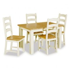 Padstow compact extending table
