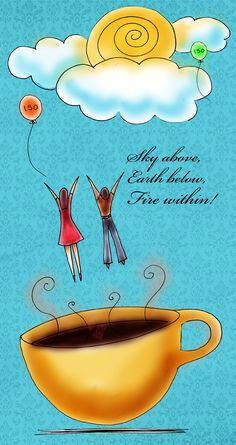 Imprimé tasse à café avec sort Je Déteste Les Gens Café Gobelet Tasse