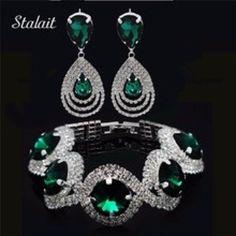 Fashion Wedding Bridal Jewelry Sets Rhinestone Austrian Crystal Jewelry Set Bracelet Earrings Pendant Set Vintage Accessories http://ift.tt/2u5LG0j  #jewelry #jeweleryshop #jewellerystore #jewelleryonline #onlinejewelry #jewellery #myinstagram #onlineshopping #crystaljewelry #earrings #braceletearrings