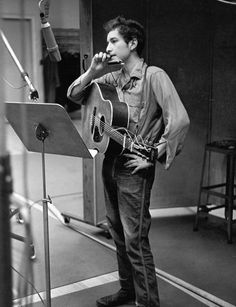 Bob Dylan Rare High Quality Picture