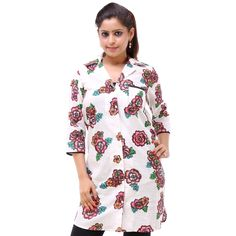 Very few of us know that tunics are not an ordinary wear and they are not only for wearing but when paired with a suitable lower they look a stylish and a contemporary wear. Here I am mentioning a few tips about the ways you can wear tunics, and trust me it will make you stylish than ever.