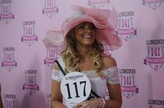 2015 Longines Kentucky Oaks Fashion Contest | 2015 Kentucky Derby & Oaks | May 1 and 2, 2015 | Tickets, Events, News Kentucky Derby Fashion, Kentucky Derby Hats, Derby Day, Makeup Blog, Events, News, Style, Happenings, Swag