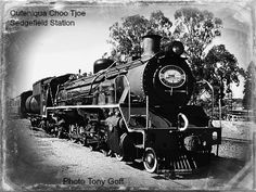 steam train -a piece of Sedgefield history